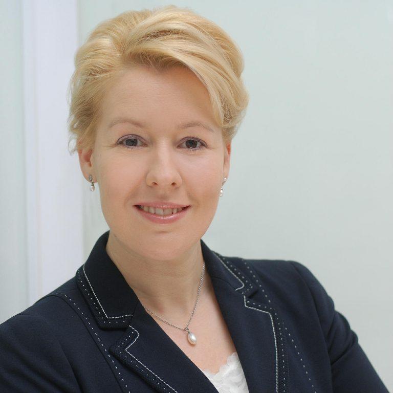 Dr. Franziska Giffey, Bundesministerin