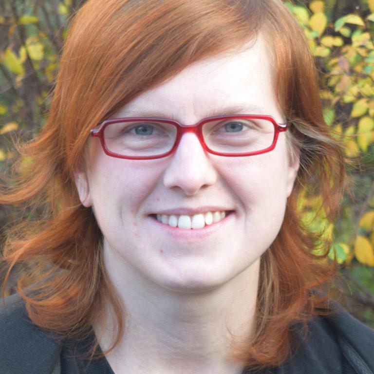 Marina Reichenbach, Schriftführerin, Bezirksverordnete