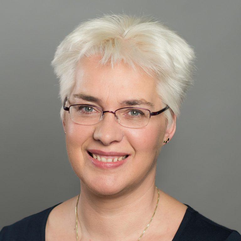 Cordula Klein, Bezirksverordnete, stellv. Vorsitzende